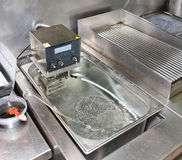 Low temperature boiling machine Stock Images