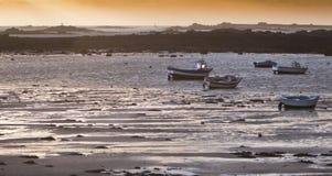 Low tide 2. Stock Photos