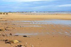 Bridlington Beach Stock Images