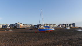 Low tide Exmouth Devon Stock Photography