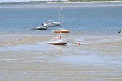 Low tide Stock Photos