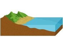 Low Tide Clip Art