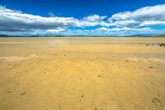 Low tide Tasmania Royalty Free Stock Photography