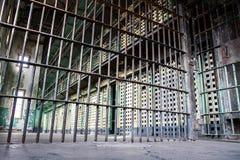 Jail cells Royalty Free Stock Photo