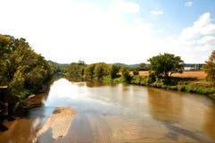 Turkey River Royalty Free Stock Photos