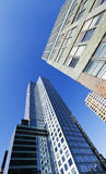 New-York Skyscrapers Royalty Free Stock Photos