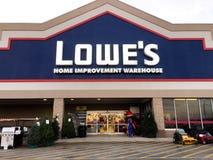 Lowe`s Home Improvement Store, North Charleston, SC. Stock Photo