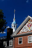 Lowell House, Harvard Stock Photo