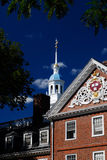 Lowell House, Harvard Royalty Free Stock Photography