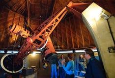 Lowell Observatory royaltyfri foto