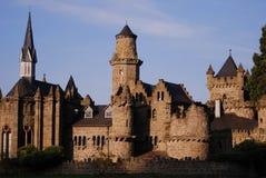 lowenburgschloss Royaltyfri Bild
