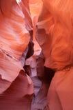 Lower Antelope Canyon. Beautiful lower antelope canyon near page Arizona Stock Images