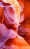 Lower Antelope Canyon Abstract Royalty Free Stock Photo