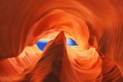 Lower Antelope Canyon, Arizona, USA Royalty Free Stock Photo