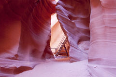 Lower Antelope Canyon Entrance Stock Photos
