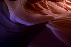 Lower Antelope Canyon Royalty Free Stock Photos