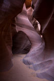 Lower Antelope Canyon Royalty Free Stock Images