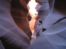 Lower Antelope Canyon Royalty Free Stock Photos