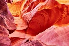 Lower Antelope Canyon near Page, Arizona, USA Stock Photo