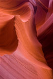 Lower Antelope Canyon, Northern Arizona, USA. Amazing spiral patterns in the stone, Lower Antelope Canyon, Northern Arizona, USA Stock Image