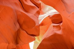 Lower Antelope Canyon. Page, Arizona Stock Images