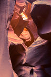 Lower Antelope Canyon Royalty Free Stock Photography