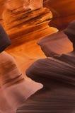 Lower Antelope Slot Canyon Stock Image