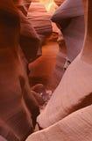 Lower Antelope Slot Canyon Royalty Free Stock Image