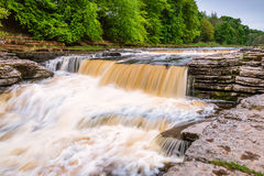 Lower Aysgarth Falls Stock Photos