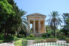 Lower Barracca Gardens Royalty Free Stock Image