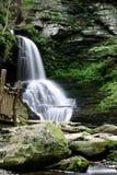 Lower Bridesmaid Falls Stock Photo