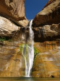 Lower Calf falls Escalante, Utah Stock Photos