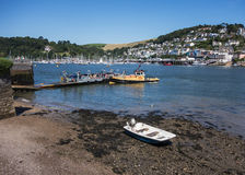 Lower Dart Ferry Royalty Free Stock Photography