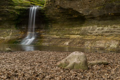 The Lower Dells. Royalty Free Stock Photo