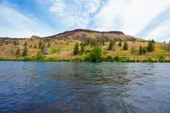 Lower Deschutes River Oregon Stock Images