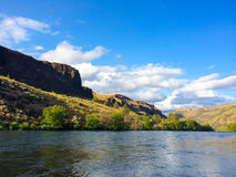Lower Deschutes River Oregon Stock Photography