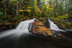 Lower Duppy Falls Royalty Free Stock Photography