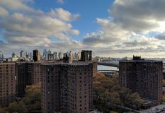 Lower East Side New York Stock Photos
