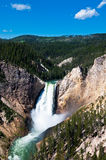 Lower Falls Stock Photography