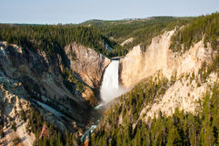 Lower falls Royalty Free Stock Photography