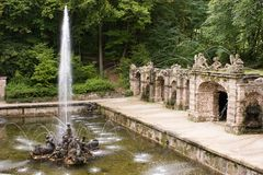 The Lower Grotto - Hermitage Bayreuth Royalty Free Stock Image