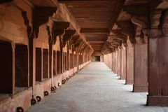 Fatehpur Sikri, India Royalty Free Stock Images