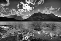 Lower Kananaskis Lake Royalty Free Stock Photography