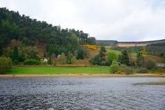 Lower Lake, Glendalough, Ireland Royalty Free Stock Photography