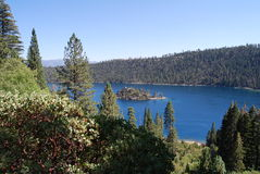 Lower Lake Tahoe Royalty Free Stock Image