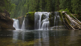 Lower Lewis Falls Stock Photography