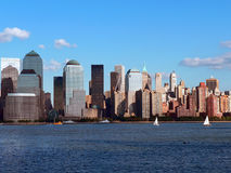 Lower Manhattan 16 Stock Photography