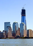 Lower Manhattan Royalty Free Stock Photo