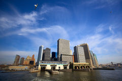 Lower Manhattan Stock Images