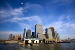 Lower Manhattan Stock Images